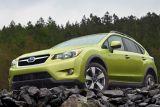 Mocny start Subaru XV Hybrid