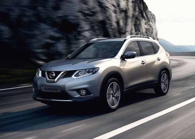 Nissan X-Trail [2013]