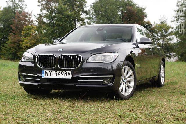 BMW 730d xDrive 2013