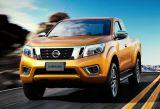 Jedzie nowy Nissan Navara