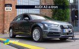 Audi A3 Sportback e-tron – prestiż z prądem