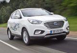 Rekordowy przejazd Hyundaia na wodór