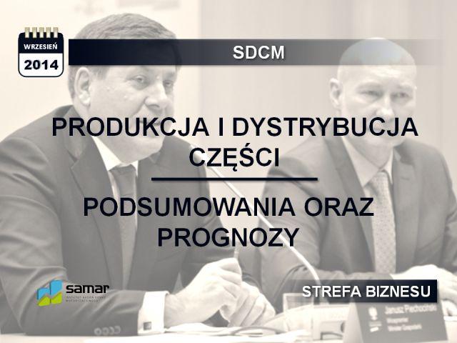 Od lewej Janusz Piechociński, wicepremier i Minister Gospodarki oraz Alfred Franke, prezes Stowarzyszenia Dystrybutorów i Producentów Części Motoryzacyjnych.