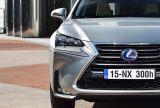 Kłopot z hamulcem Lexusa NX