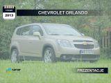 PREZENTACJA | Chevrolet Orlando 1.8 DOHC 16V (141 KM) LS