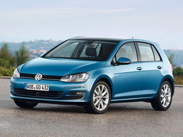 Volkswagen Golf 7 wersja europejska