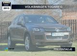 PREZENTACJA | Volkswagen Touareg 3.0 TDI (245 KM) R-line