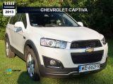 PREZENTACJA | Chevrolet Captiva 2.4 (167 KM) LS