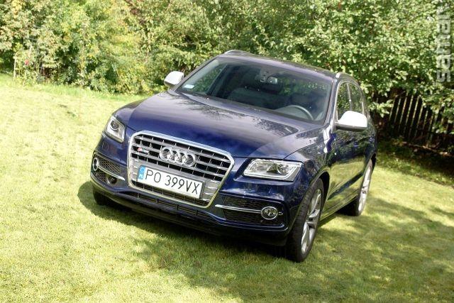 Audi SQ5 - 2013