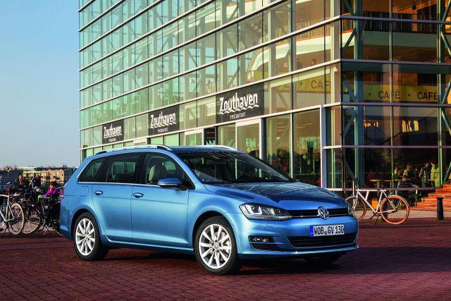 Volkswagen Golf Variant 2013