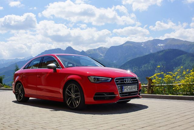 Audi S3 Limousine 2014