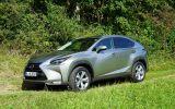 Lexus NX - prezentacja modelu