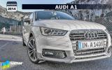 Audi A1 1.0 TFSI - pierwsza jazda