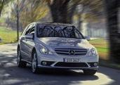 Nienajlepsze wyniki sprzedaży Mercedesa Klasy R