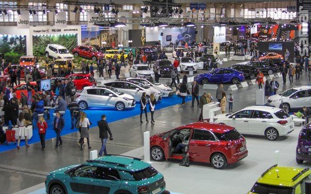 Motor Show Poznań 2015
