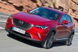 Auta Firmowe 2015 – Sukces Mazdy CX-3