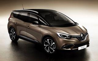 Renault Grand Scenic (2017)