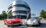 Ze zniżką do muzeów Porsche i Mercedesa