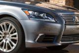 Prototyp nowego Lexusa LS w próbach drogowych