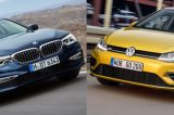Premiera: nowe BMW 5 i Golf 7 po liftingu