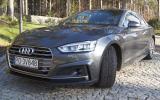 Audi A5 – coupe dla całej rodziny