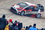 Udany debiut Toyoty w WRC
