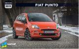 Fiat Punto - 10 lat w jednym punkcie