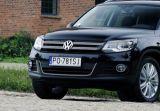 VW Tiguan z nowymi silnikami i multimediami