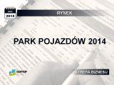 Park pojazdów 2014: rynek pod lupą SAMAR-u