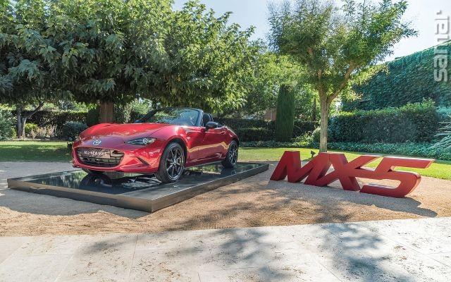 Mazda MX-5 - 2015
