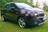 Opel Mokka 1.4 Turbo Cosmo - Mokka razy cztery