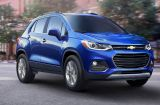 Nowy Chevrolet Trax 2017