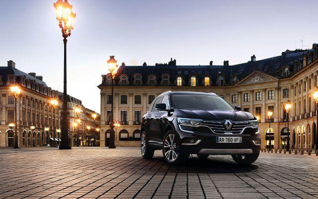 Renault Koleos Initiale Paris - 2016