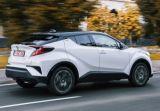 Nowy crossover Toyoty w ślad za C-HR?
