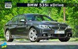 BMW 535i - prawie
