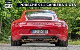 Porsche 911 Carrera4 GTS: super garbus