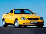 To już 20 lat Mercedesa SLK