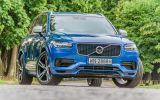 Volvo XC90 Hybrid 2016