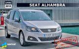 Seat Alhambra – rodzinny członek rodziny VW