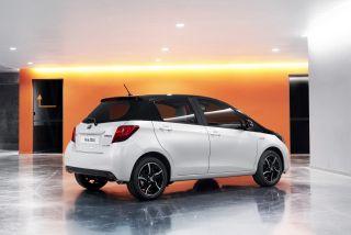 Toyota Yaris (MY2016)