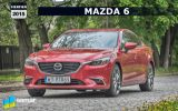 Mazda 6 po face liftingu