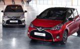 Toyota Yaris 2016 – Więcej kolorów