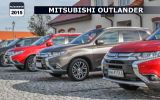 Mitsubishi Outlander – auto z tarczą