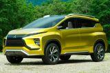 Mitsubishi XM Concept debiutuje w Indonezji
