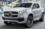Klasa X czyli Mercedes idzie w pikapy