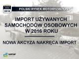 Listopad 2016 | Projektowana akcyza nakręca import