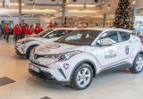 Siatkarze z Effectoru Kielce będą jeździć Toyotami C-HR