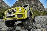 Terenowe monstrum od Mercedesa