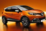 Renault Captur: Hamulce do kontroli