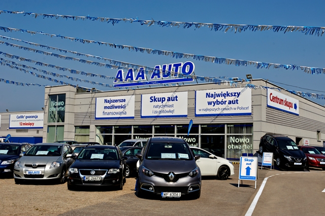 aaa auto an international used car sales specialist and the largest